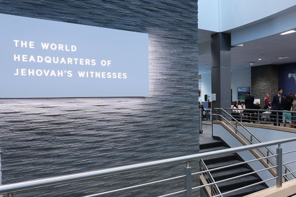 New jehovahs witness headquarters hosts first open houses world jehovahs witnesses are conducting a series of open houses at their new headquarters outside new york city sciox Choice Image