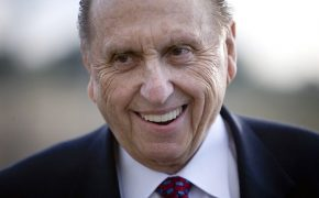 "Mormon Leader, Described as ""Frail"" Scales Back His Presence"
