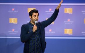 Meet the Muslim Comedian who Roasted President Trump at White House Correspondents' Dinner