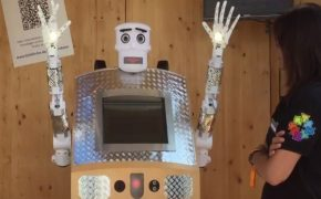 Robot Priest Introduced for 500 Year Anniversary of Reformation
