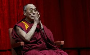 Nancy Pelosi Discusses Human Rights with Dalai Lama in India