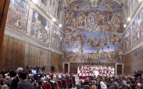 "Sistine Chapel Choir, AKA ""Pope's Choir"" to Make Rare U.S. Visit"