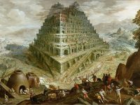 Smithsonian Channel's 'Secrets' Highlights Evidence of the Tower of Babel