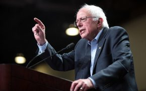 Bernie Sanders Questions Nominee on His Religious Beliefs