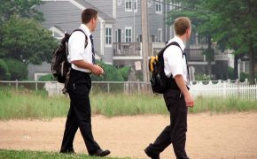 LDS Church Surveying its Missionaries to Determine if they Feel Safe