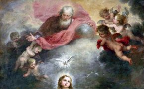 Christians Celebrate The Day of the Holy Trinity on Sunday