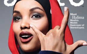 Halima Aden is the Hijab Wearing Cover Model of 'Allure'