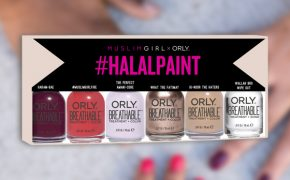 """What the Fatima?"" MuslimGirl and ORLY Release a Nail Polish for Muslims"