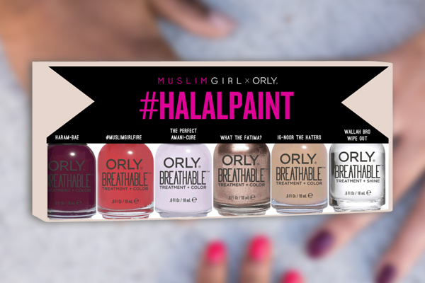 What The Fatima Muslimgirl And Orly Release A Nail Polish For Muslims World Religion News