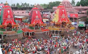 Puri Ratha Yatra, the Indian Festival of the Chariots