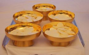 Vatican Says Gluten-Free Communion Wafers are Toast!