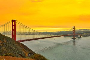 San Francisco is the 18th least Christian city, according to Barna.