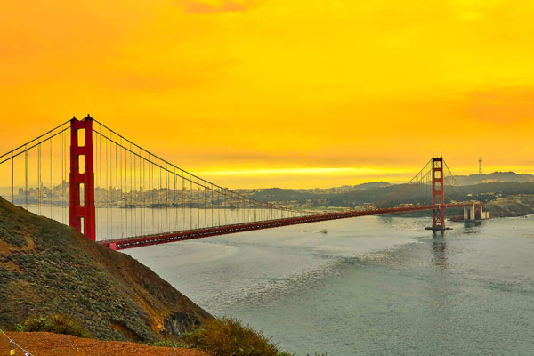San Francisco is the 8th least Christian city, according to Barna.