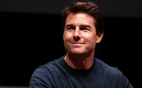 Tom Cruise Stops At Church of Scientology While Filming in New Zealand