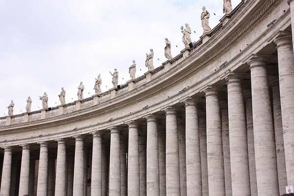 Vatican police arrest Catholic priest after drug-fuelled orgy