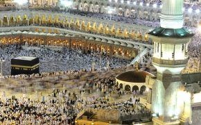 Technology Is Changing Hajj