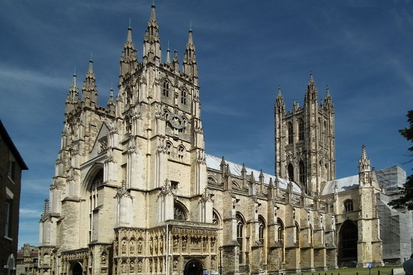 Pagans want buildings back