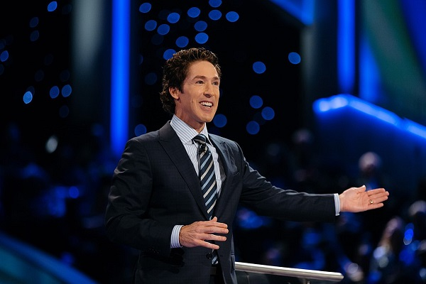 Joel Osteen Criticized for Temporarily Closing Church