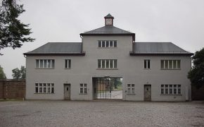 At a Nazi Concentration Camp Muslims Look at Germany's Past