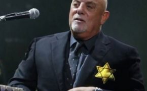 Billy Joel Wears Star of David During MSG Concert