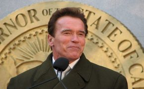Arnold Schwarzenegger Gives $100,000 to Simon Wiesenthal Center in a Stand Against Hate