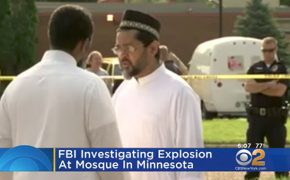 Terror Attack on Muslim Mosque in Minnesota