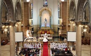 Nun Conducts Catholic Wedding Because There Aren't Enough Priests