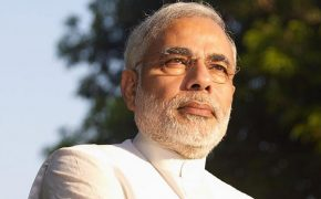 Modi Speaking Out Against Violence in India