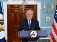 Tillerson's Religious Freedom Report Says Fighting ISIS' Genocide Is a Priority