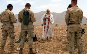 "Chaplain Says Christian Service Members Who Tolerate Other Religions Are ""Counterfeit Christians"" and ""Serve Satan"""