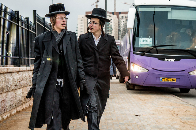 New Study Shows Divide Among Orthodox Jews