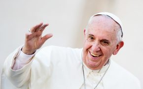 Pope Preaches Peace in Colombia While Injured