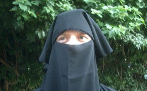 Risky Burqa Stunt Causes Shock and Strident Response