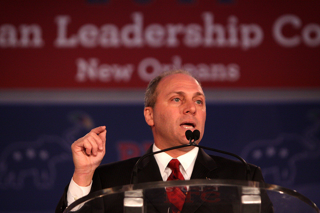 Steve Scalise Credits Survival on Miracle