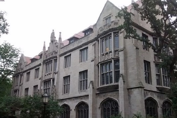 Orthodox Jewish dean University of Chicago Divinity School