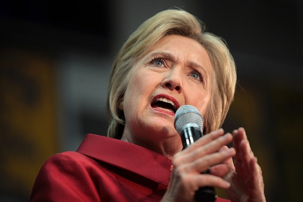 Clinton hints at contesting election