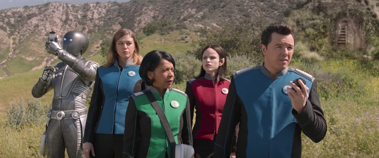 Why Is the TV Show Orville Upsetting Christian Groups?