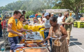 Over 1,700 Meals Donated by Scientology Volunteer Ministers in Florida
