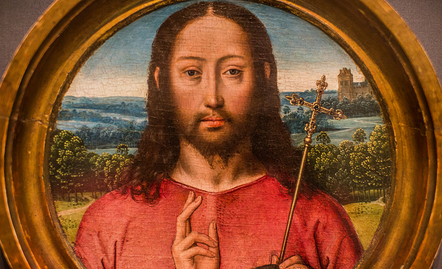 Da Vinci Painting of Jesus Being Sold For $100 Million