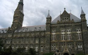 Is Georgetown Losing Its Catholic Identity in Student Dispute?