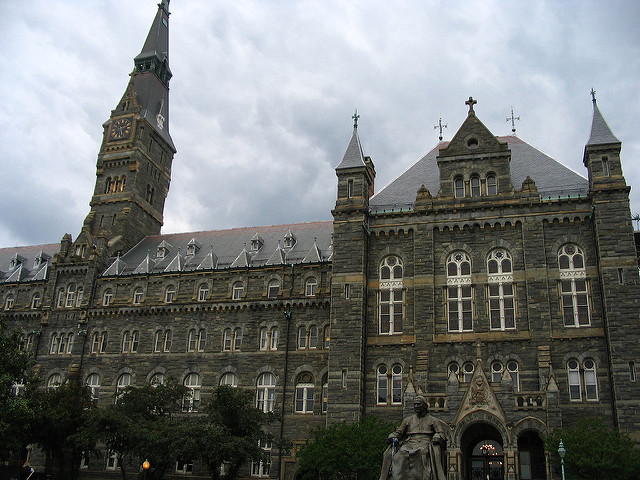 Is Georgetown Losing Catholic Identity?