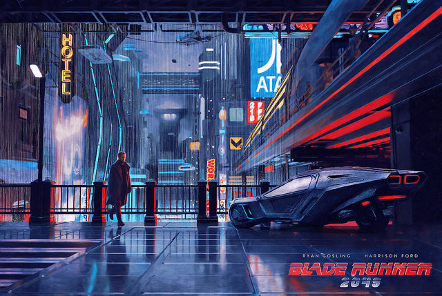 How Religion Fits Into Blade Runner 2049