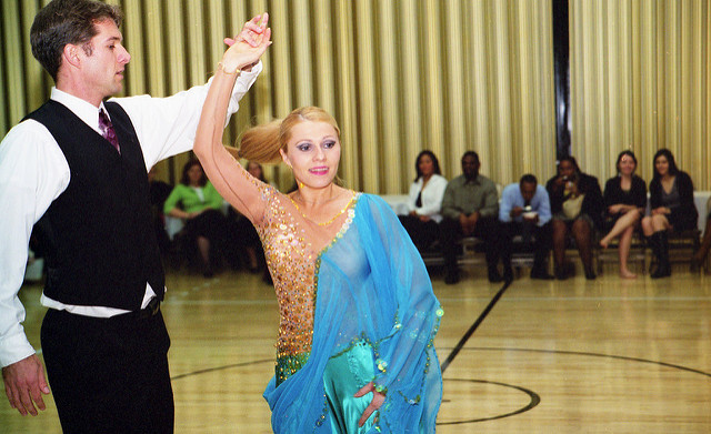 Mormons Dominate Competitive Dancing