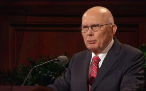 Mormon Leader Stands Firm on Stance Against Gay Marriage