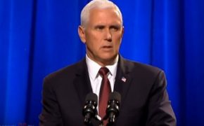 """""""We Will Not Relent Until We Hunt Down and Destroy ISIS"""" – Mike Pence Vows to Protect Middle East Christians"""