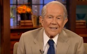Pat Robertson Really Hates Halloween, Jimmy Kimmel Mocks Him with Video Montage