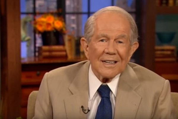 Pat Robertson -Devils, Witches & Goblins