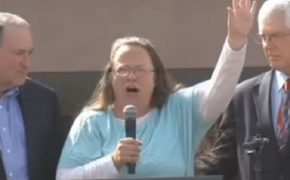Kentucky Taxpayers Must Pay Over $200,000 in Attorney's Fees After Kim Davis Loses Appeal