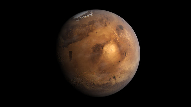 Will Mars ColonyNeed Religion for Survival?