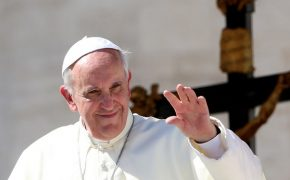 Pope Makes Emotional Plea Against War